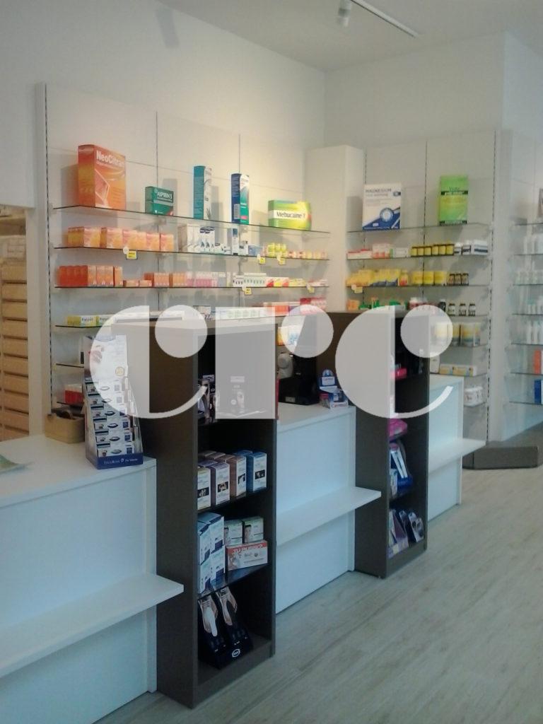 R alisations arredamenti farmacie crc for Arredamenti farmacie